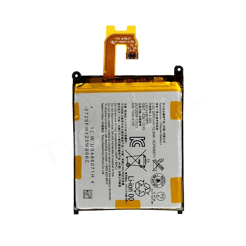 Image result for sony battery z2