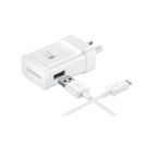 Genuine Samsung AC Wall Charger with Micro USB Cable