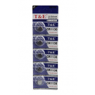 5 x CR1130 Lithium Batteries