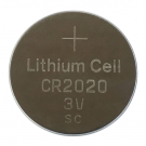 1 x CR2020 Lithium Battery