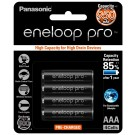 4 x Eneloop Pro Ni–MH Rechargeable AAA Batteries