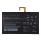Lenovo Tab3 10 Business L14D2P31 Replacement Battery
